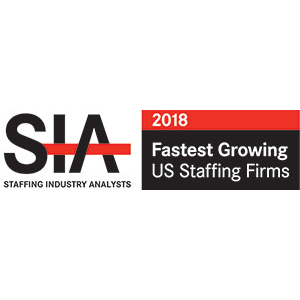 2018 Fastest Growing