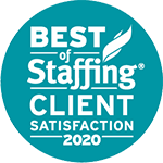ClearlyRated Best of Staffing