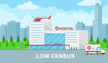 Understanding What Happens in a Low Census Situation