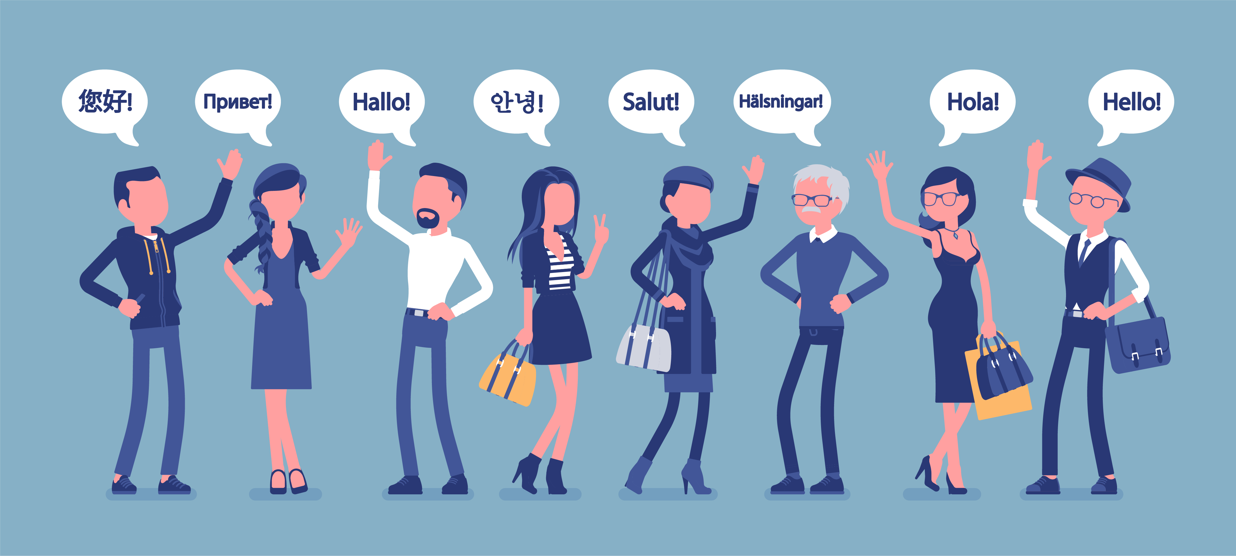 Bilingual? Why a travel nursing job is a great career opportunity