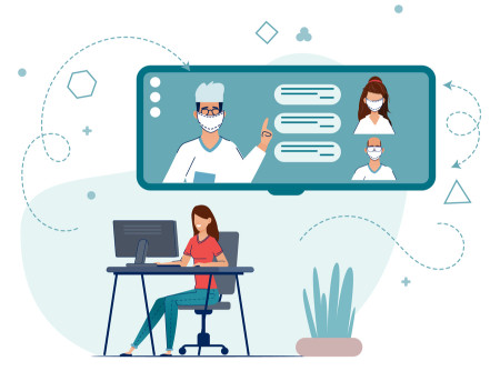 From Telemedicine to Social Distancing, Healthcare Looks Different in the Post-Pandemic World